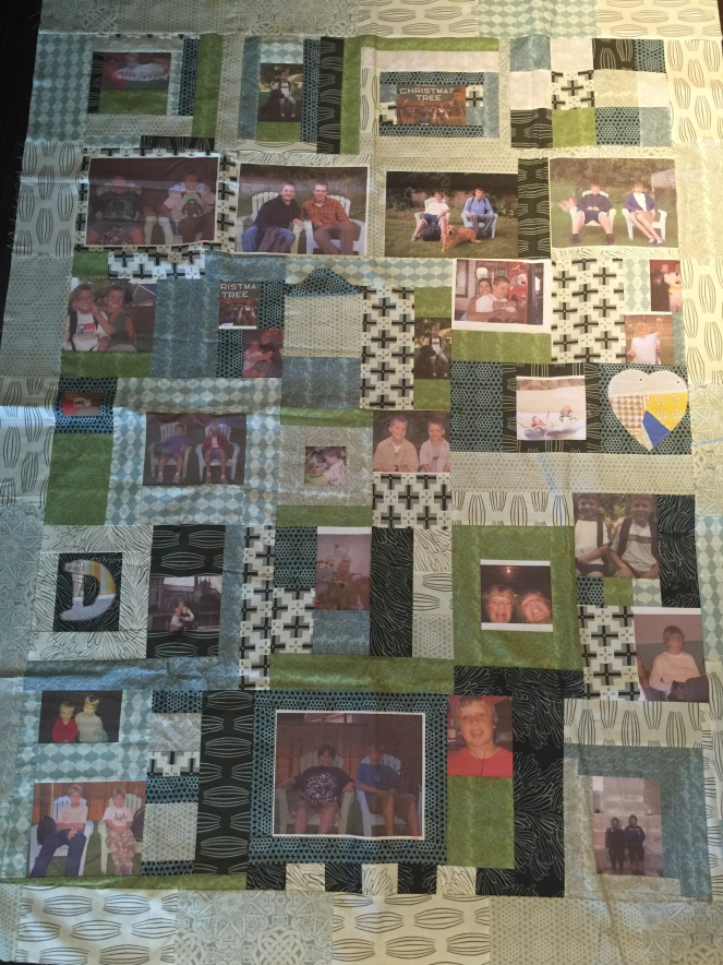 Dion's quilt
