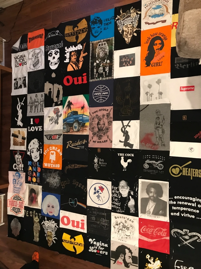 Sam's quilt